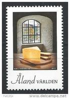 Aland 2013 N°375 Neuf Fromage - Aland