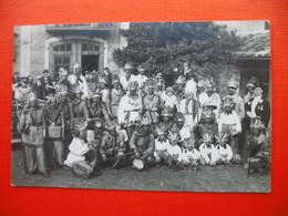 Gemona.American Indians,masquerade? - Udine