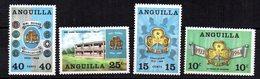 Serie Nº 24/7  Anguilla - Anguilla (1968-...)