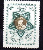 Sello  Nº 885   Iran - Irán