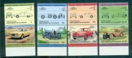 St Vincent Union Is 1984-87 LOW Locomotives & Trains I MUH Lot73030 - St.Vincent & Grenadines
