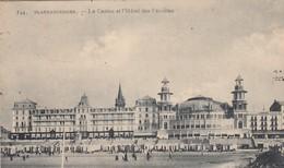 BLANKENBERGE / CASINO EN HOTEL DES FAMILLES - Blankenberge