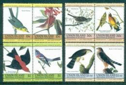 St Vincent Union Is 1985 LOW Birds MUH - St.Vincent & Grenadines