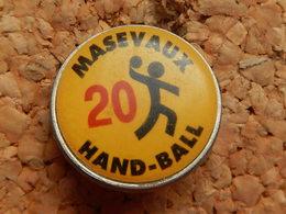 Pin's - HANDBALL - MASEVAUX - HAUT RHIN 68 - Handball
