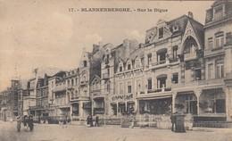 BLANKENBERGE / VILLA S OP DE ZEEDIJK 1912 - Blankenberge