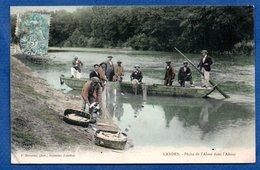 Landes -  Pêche De L Alose Dans L Adour - France