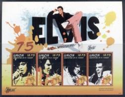 St Vincent Union Is 2010 Elvis Presley 75th Birthday  MS MUH - St.Vincent & Grenadines