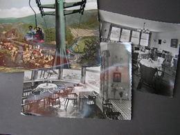Altenahr Berghotel 3 Alte AK Ca. 1959 Mit Seilbahn - Bad Neuenahr-Ahrweiler