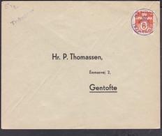 Denmark 1940 Mi 0258 From Sandet Stakroge Send To GENTOFTE...........................................................823 - 1913-47 (Christian X)