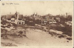 De Haan A/Zee - Coq S/Mer - Panorama 1937 - De Haan