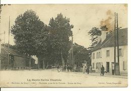 70 - ARC LES GRAY / CHAUSSEE PRISE DE LA CROISEE - ROUTE DE GRAY - Autres Communes