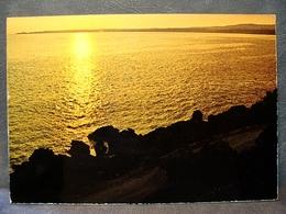 (FG.M40) CAPO RIZZUTO - SELENO - TRAMONTO (COSENZA) Viaggiata 1978 - Crotone