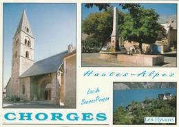 CPM Chorges - Lac De Serre-Ponçon - France