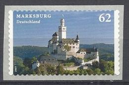 Deutschland / Germany / Allemagne 2015 3127 ** Marksburg Selbstklbend Self-adhesive (02. Januar 2015) Adhésif De Roulet - BRD