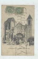 Saint-Thibault (60) : L'église En 1907 PF. - Autres Communes