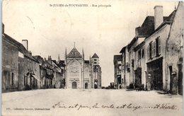 44 - SAINT JULIEN De VOUVANTES -- Rue Principale - France