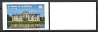 Deutschland / Germany / Allemagne 2015 3128 ** Schloss Ludwigslust Selbstklbend Self-adhesive (02.01.15) Weiße Rückseite - BRD
