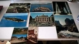 LOTS DE 7 CARTE POSTALE MODERNE - Postcards