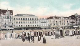 BLANKENBERGE / CABINES EN HOTEL  PAUWELS DHONDT - Blankenberge