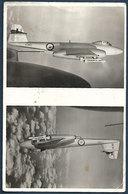 Armée Belge - FAé - 42. Gloster Meteor F8 - Matériel