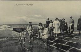 OOSTENDE / STRANDGENOEGENS  PLAISIRS DE LA PLAGE  1907 / BADMODE - Oostende