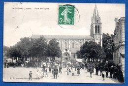 Soustons - Place De L Eglise - Soustons