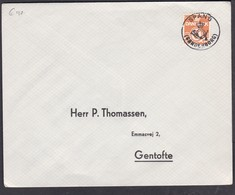 Denmark 1940 Mi 0258 Send From SPANG Sonderborg To GENTOFTE..........................................................829 - 1913-47 (Christian X)