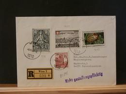 81/895   LETTRE RECOMM. 1967 - 1945-.... 2nd Republic