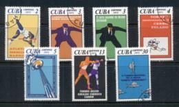Caribbean Is 1972 Sports CTO - Cuba