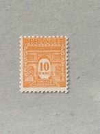 10 Des ARC DE TRIOMPHE N°629 NEUF** - 1944-45 Arc Of Triomphe