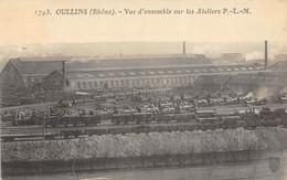 41 CP(SNCF Ateliers PLM OULLINS+La Pyramide..+2 Express Européen)Asnière Carte Photo+Aviat+Fant+Milit+Poulbot+..    N°68 - Postcards