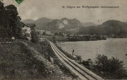 ST. GILGEN AM WOLFGANGSEE SALZKAMMERGUT - St. Gilgen