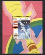 Caribbean Is 1979 Intercosmos, Space Satellites MS MUH - Cuba