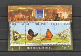FIDJI - 1994 -95-96-97-98-99-00-01-02-03-04-05-07-6-07  YEAR SETS . Totaly 378 Stamps+ 49 Block + 2 Min.sheets - Fiji (1970-...)