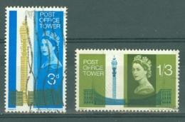 G.B.: 1965   Opening Of Post Office Tower     Used - 1952-.... (Elizabeth II)