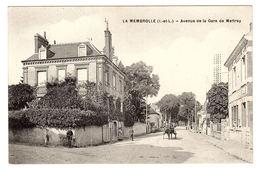 LA MEMBROLLE (37) - Avenue De La Gare De Mettray - Sans éditeur - Sonstige Gemeinden