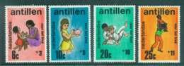 Netherlands Antilles 1970 Child Welfare Children FU Lot47111 - West Indies