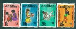 Netherlands Antilles 1970 Child Welfare, Mother & Child MUH Lot47182 - West Indies