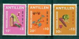 Netherlands Antilles 1971 Child Welfare, Toys MUH Lot47183 - West Indies