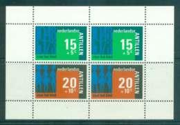 Netherlands Antilles 1973 Child Welfare MS MUH Lot47122 - West Indies
