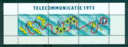 Netherlands Antilles 1973 Submarine Cable MS MUH Lot47123 - West Indies