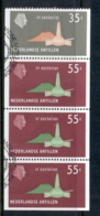 Netherlands Antilles 1977 Building Booklet Pane 4 FU - West Indies