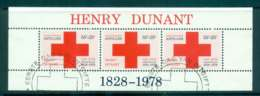 Netherlands Antilles 1978 Red Cross MS FU Lot47117 - West Indies