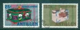 Netherlands Antilles 1980 Post Office Savings Bank FU Lot47105 - West Indies