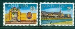 Netherlands Antilles 1980 St. Elizabeth's Hospital FU Lot47097 - West Indies