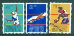 Netherlands Antilles 1981 Sporting Events FU Lot47114 - West Indies
