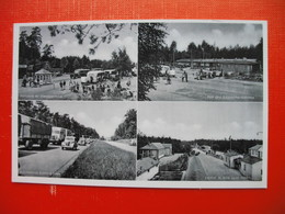 Border.Zonengrenze Autobahn Helmstedt - Helmstedt