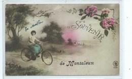 Montaleux Un Baiser ( Mouscron ) - Mouscron - Möskrön