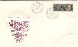 CSR+ Tschechoslowakei 1974 Mi 2237 FDC Tag Der Briefmarke - Czechoslovakia