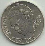 50 Escudos 1977 Cabo Verde - Cap Vert